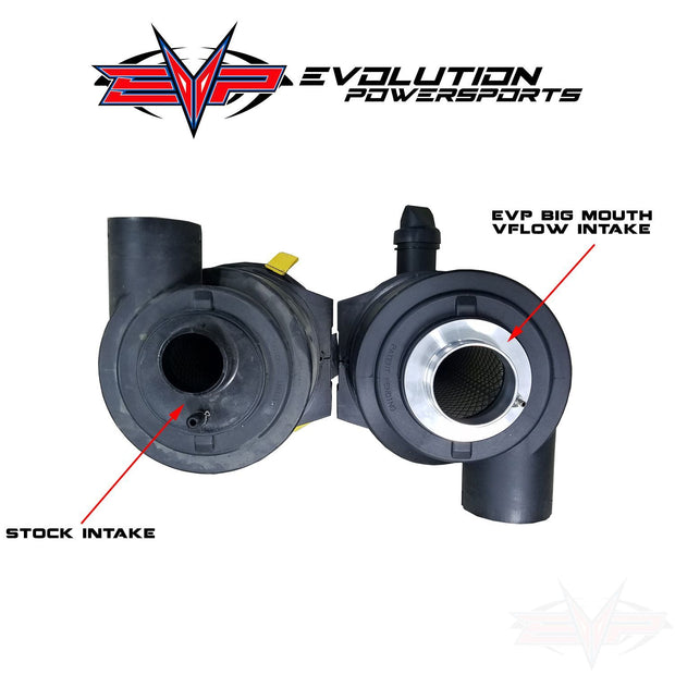 EVOLUTION POWERSPORTS V-FLOW INTAKE