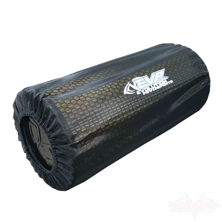 EVOLUTION POWERSPORTS HI-FLOW DIRECT REPLACEMENT CLEANABLE FILTER WITH PRE FILTER