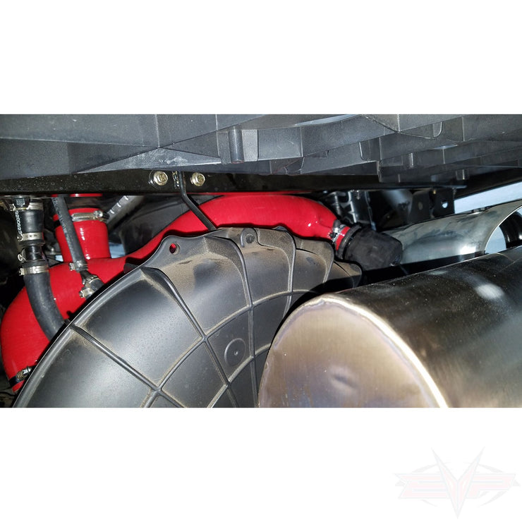 "EVOLUTION POWERSPORTS BILLET ALUMINUM ""VENT TO ATMOSPHERE"" BLOW OFF VALVE KIT WITH FILTER"