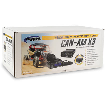 Can-Am Maverick X3 Complete UTV Kit