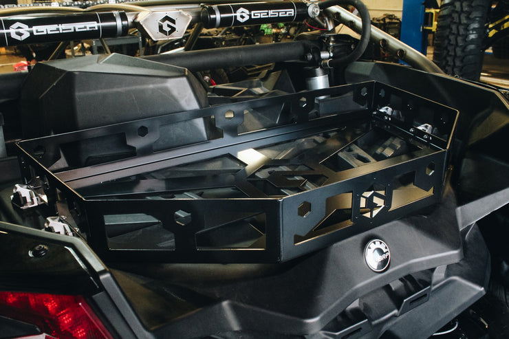 CAN AM X3 CARGO RACK
