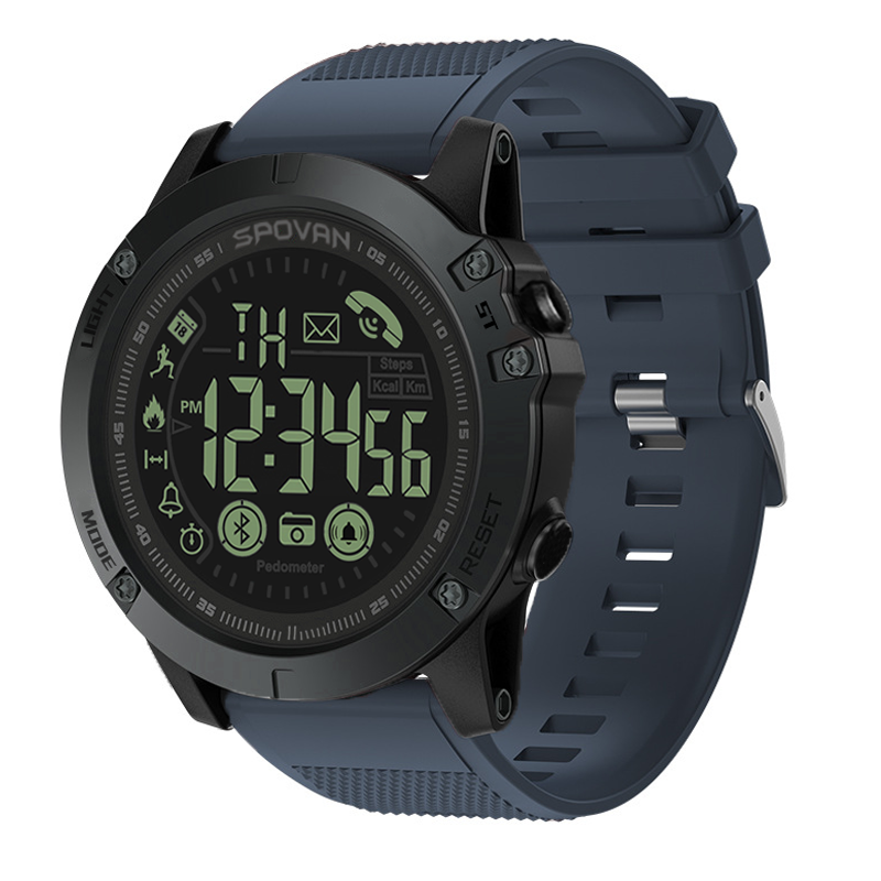 Brand exclusive license - mountaineering watch, record health