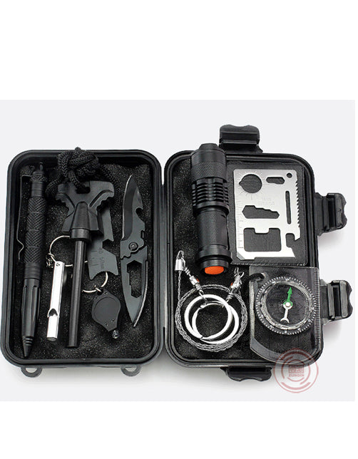 Camping outdoor kit [10 pieces], the lowest price is very good deal!