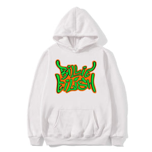 2019 New Billie Eilish Fashion Hoodies Sweatshirt Casual Men Women Hooded Pullover Long Sleeve Sport Hip Hop Hoodie Clothes Top