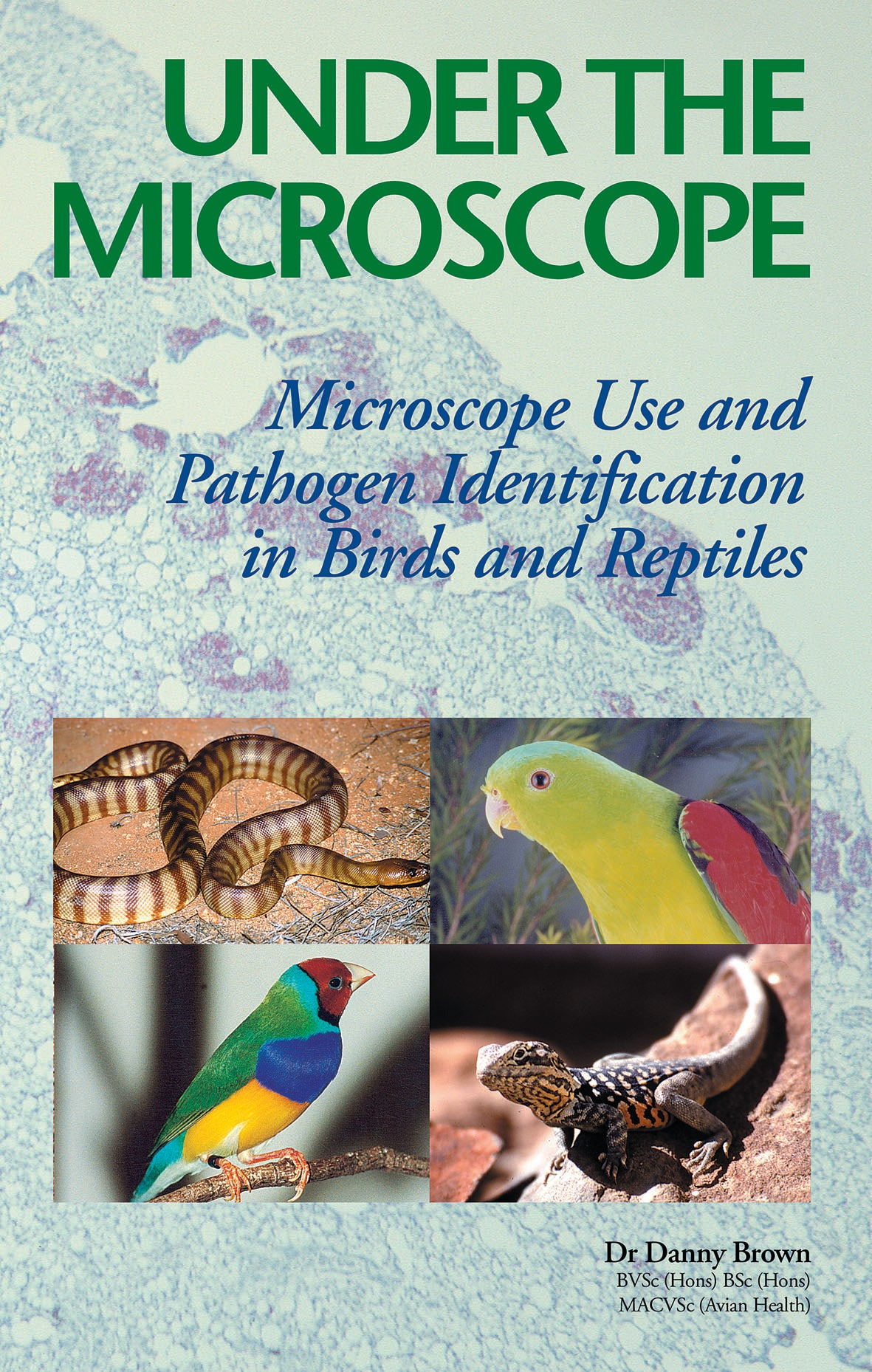 Under the Microscope—Microscope Use and Pathogen Identification