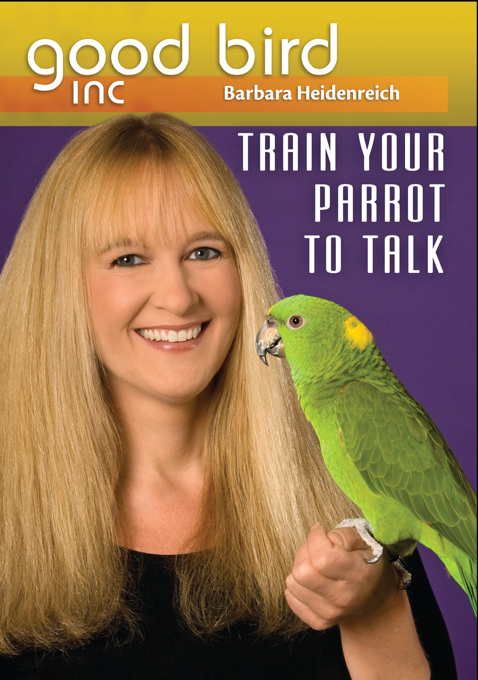 DVD—Train Your Parrot to Talk (43 mins)