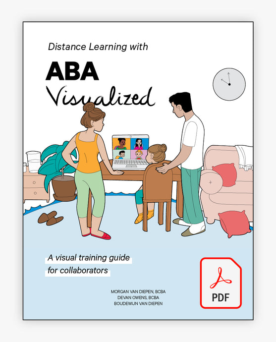 Distance Learning with ABA Visualized (pdf)