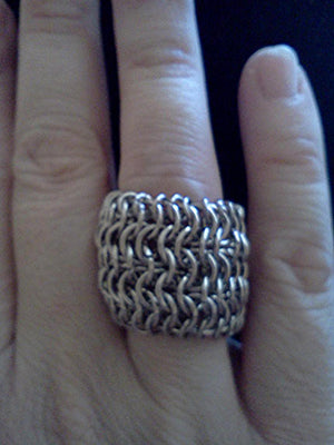 Chainmaille Ring