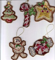 Christmas Sweeties Ornaments