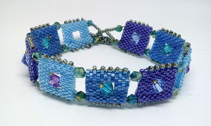 Crystal Windows Bracelet