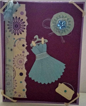 Dress Up Card