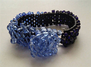 Blue Bouquet Bracelet