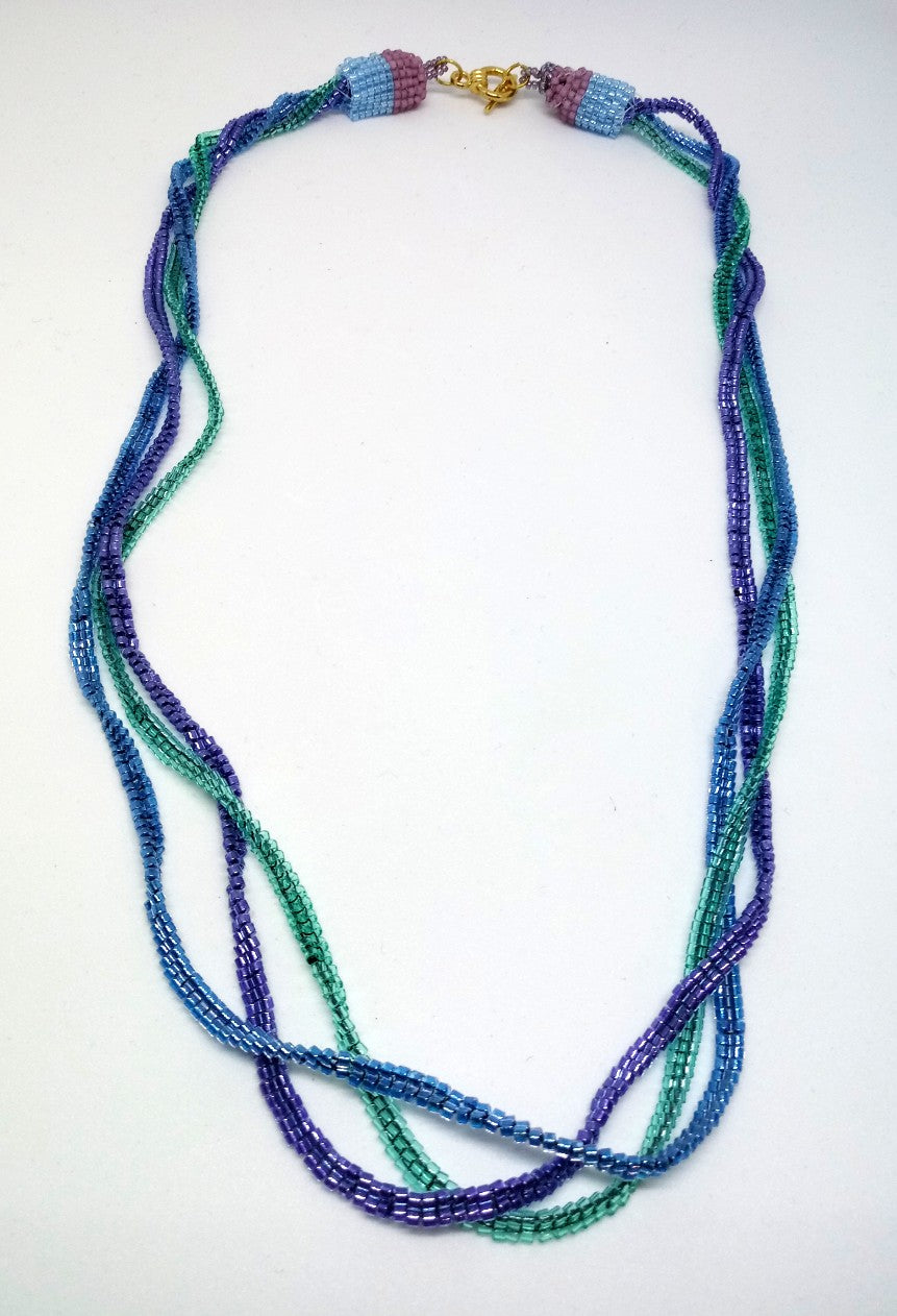 Entwined Necklace