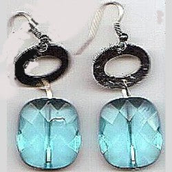 Faceted Ice Earrings (special order - sold out)