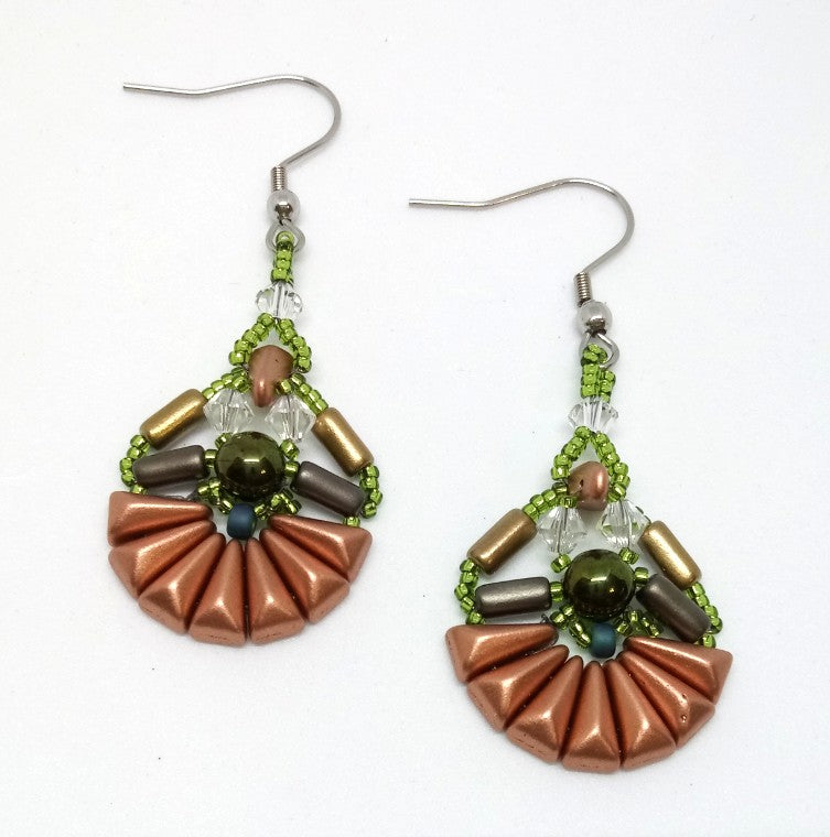Fanfare Earrings