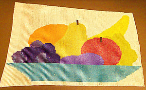Fruit Basket 1 Tapestry