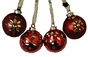 Gems and Glitter Ornaments