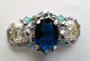 Glass Stone Ring