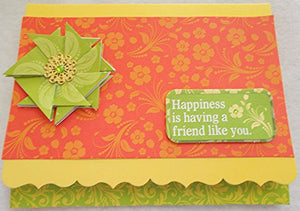 Happiness Is Having a Friend Like You Card