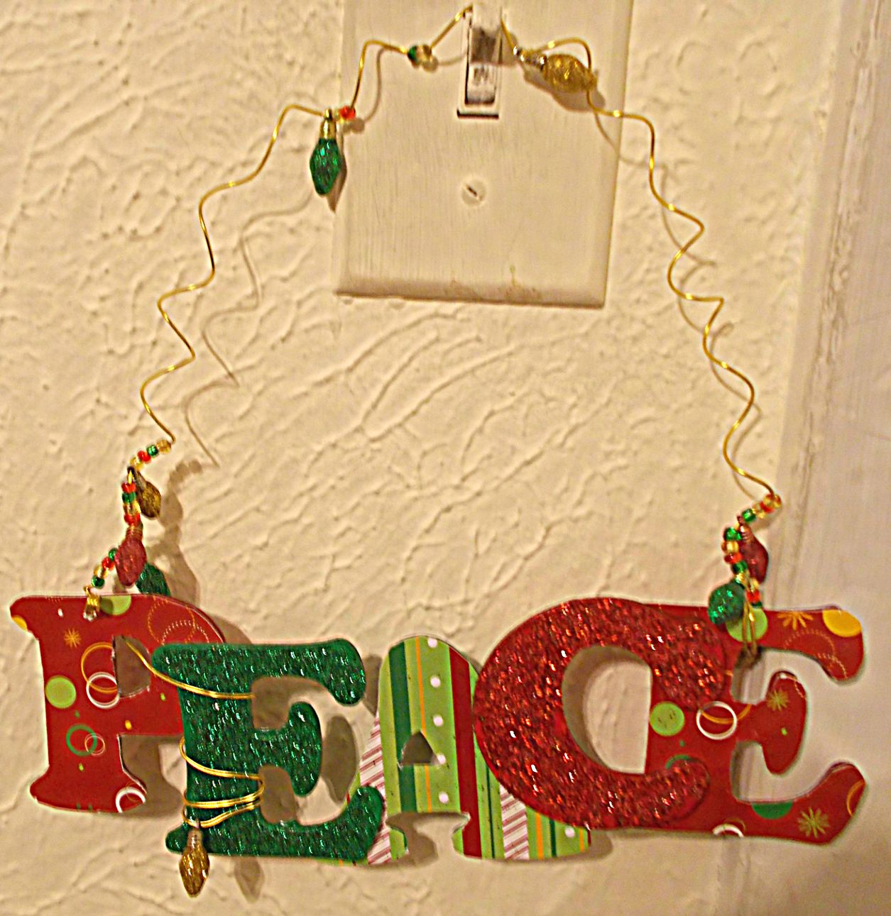 Holiday Inspiration Christmas Decorations Set