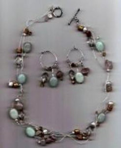 Ocean Treasures Jewelry Set
