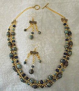 Queen of the Nile Jewelry Set
