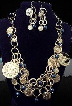 Royal Coins Jewelry Set