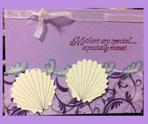 Shells on the Shore Card