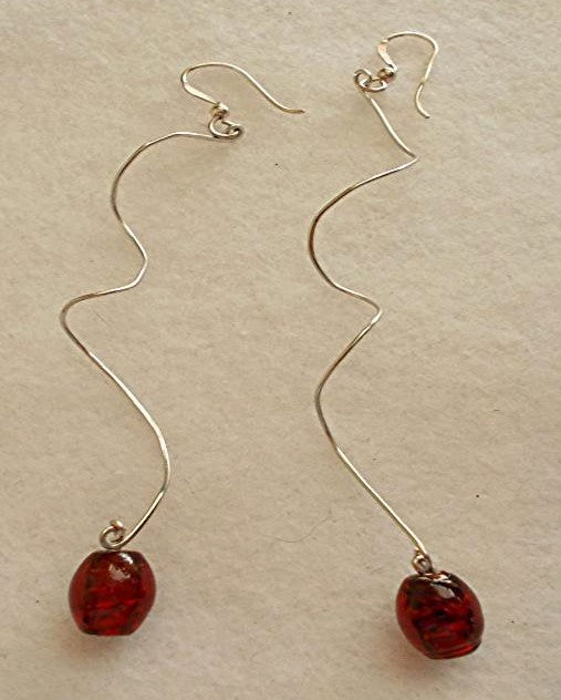 Simple Loop Earrings
