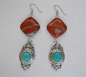 Southwestern Treasure Earrings