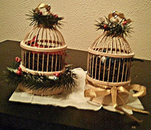Winter Birds Ornaments
