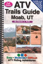 ATV Trails Guide, Moab, UT