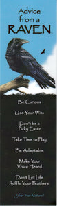 Advice from a Raven Bookmark