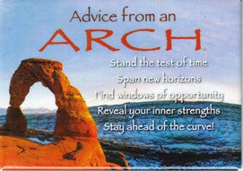 Advice from an Arch Magnet