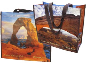 Arches/Canyonlands Recycled Bag
