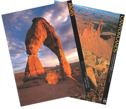 Arches & Canyonlands Where Rock Meets Sky Combo Pack