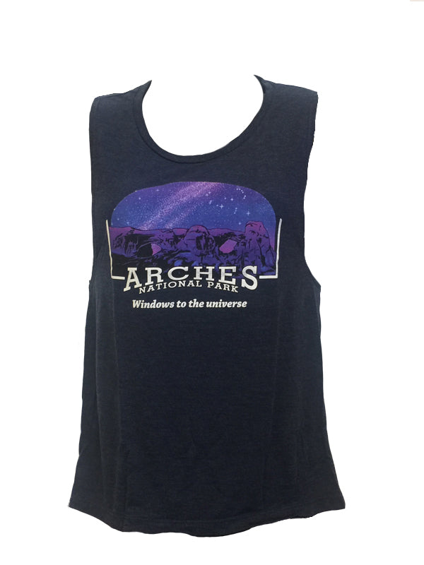 Arches Dark Sky Ladies Tank