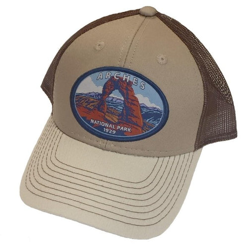 Arches Mesh Hat