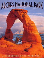 Arches National Park Postcard Set
