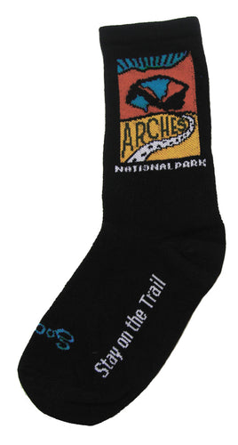Arches Performance Crew Socks