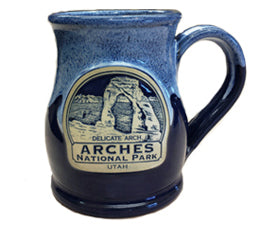 Arches Tall Belly Mug