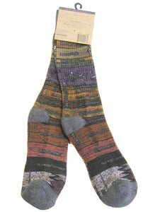 Arches and Canyonlands Rock Layers  Socks