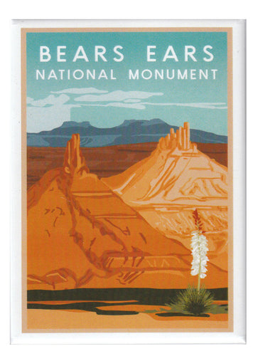 Bears Ears Magnet