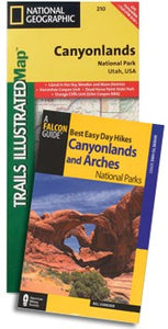 Best Easy Day Hikes/Canyonlands Package