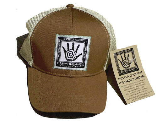 Canyonlands Block Print Hat