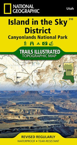 Canyonlands Island in the Sky District
