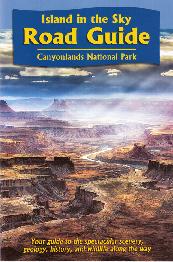 Canyonlands Island in the Sky Road Guide