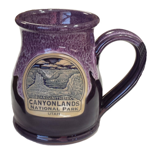 Canyonlands Island in the Sky Tall Belly Mug