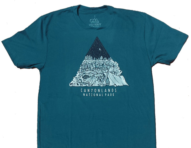 Canyonlands Needles T-Shirt