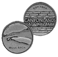 Canyonlands Token - Mesa Arch